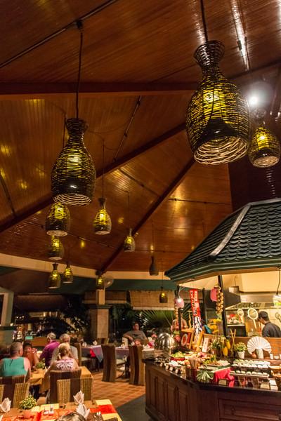 5 Gems of Asia Buffet Night at Mangosteen Restaurant, Phuket