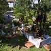 New Spirit House Ceremonie & Beautiful Lotus Flower
